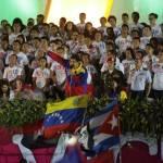Nicaragua marks Sandinista anniversary with regional leaders