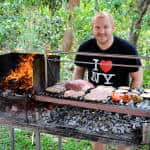 VIDEO: Barbecuing with Lucas Withington
