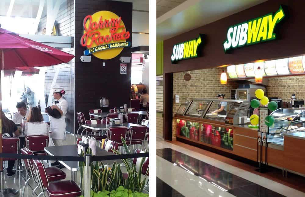 Fast Food In San Jose Costa Rica