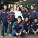 Costa Rican youths compete in FIFA's Indigenous Cup