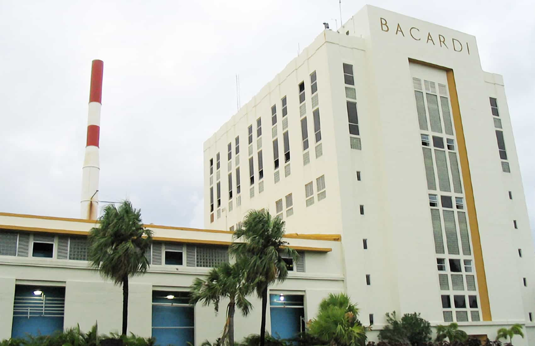 Bacardi cathedral
