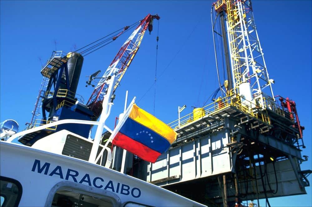 Venezuela economy: oil