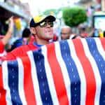 VIDEO: Even in defeat, Costa Rica celebrates