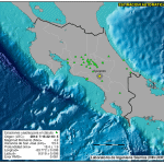 Magnitude-4.2 earthquake shakes Costa Rica on Wednesday afternoon