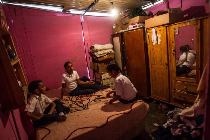 Bloomberg News photo by Meridith Kohut