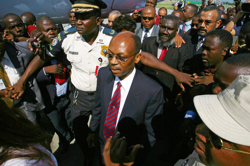 Haiti's former President Aristide faces corruption probe