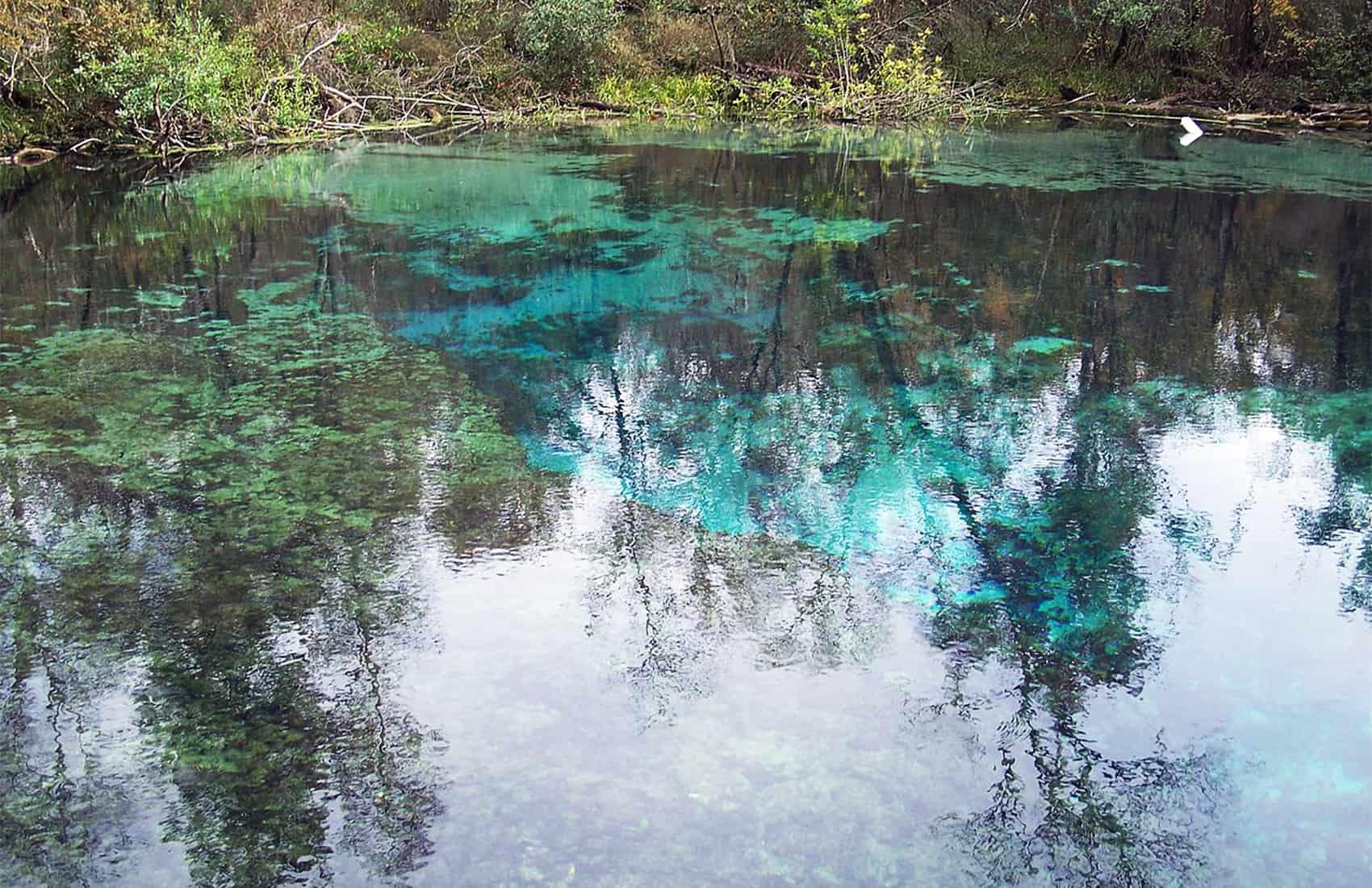 Ichetucknee Springs, Florida