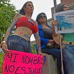 Transgender Costa Ricans fight discrimination over name-change rights