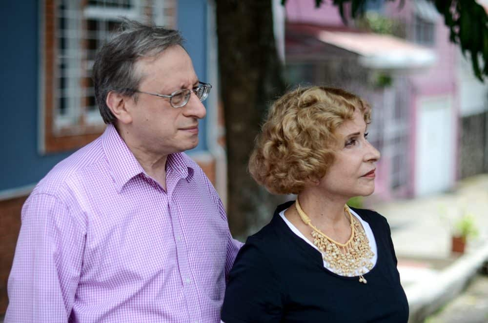 From left, Roma and Luda Gimelfarb. Their son, David, went missing on Aug. 11, 2009 while vacationing in Costa Rica. He was last seen at the entrance to Rincón de la Vieja National Park in Guanacaste.