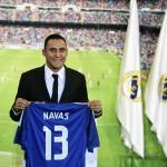 Costa Rica's Keylor Navas up for challenge after Madrid move