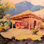 Fausto Pacheco exhibit recalls Costa Rica of yore
