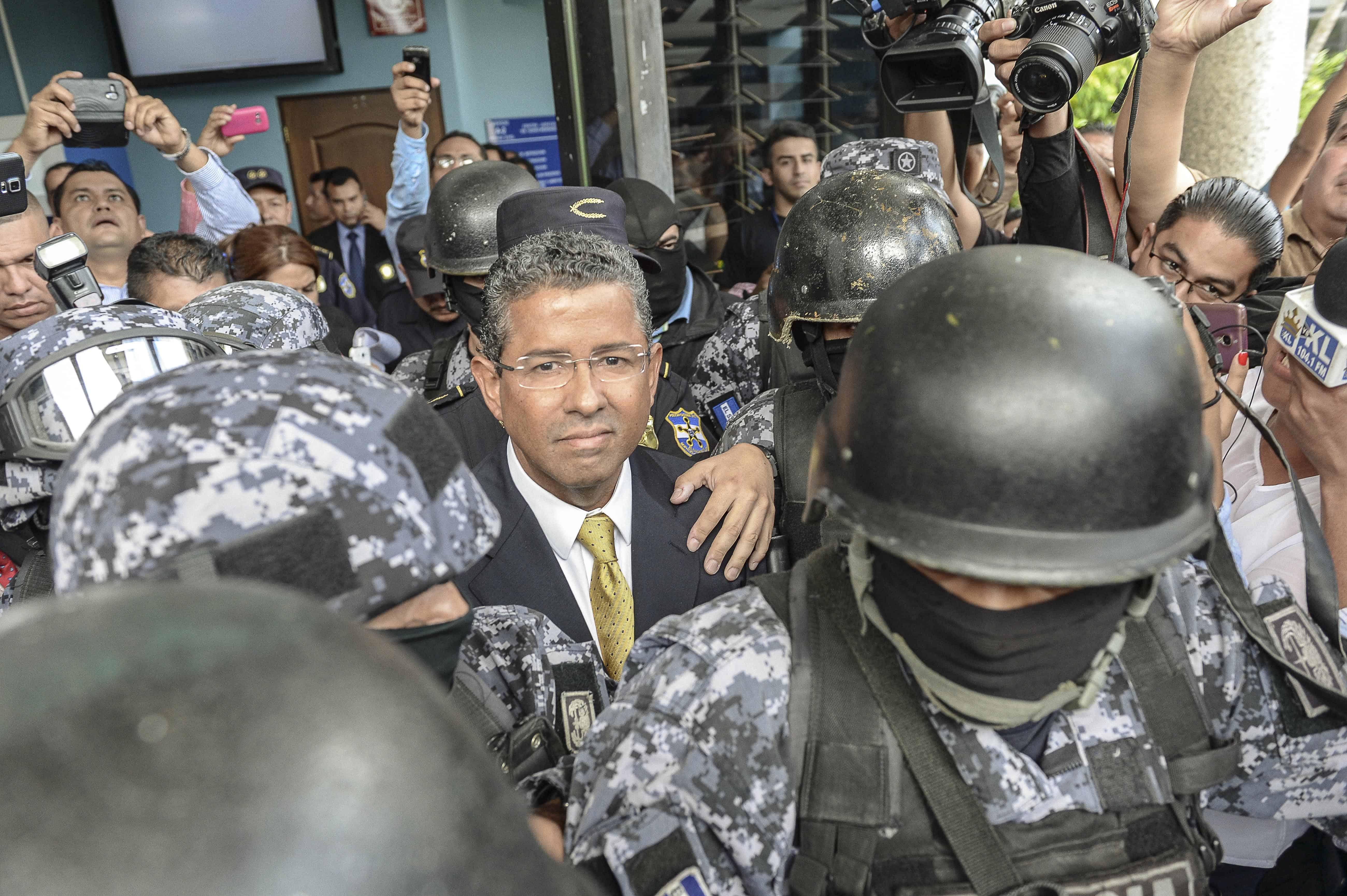 El Salvador ex-President Francisco Flores
