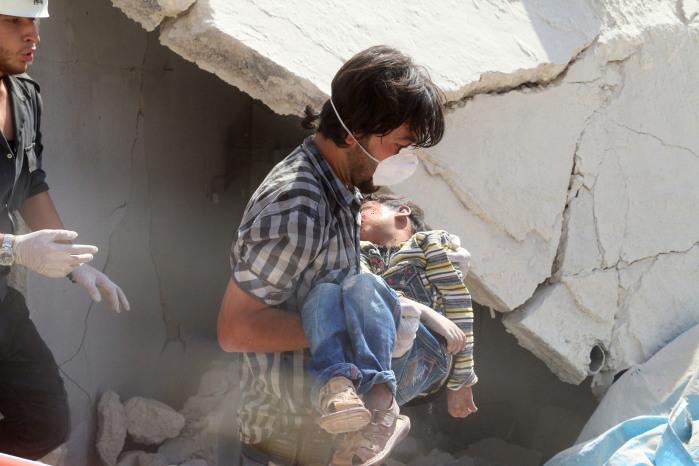 Khaled Khatib/AFP