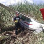 Narco-plane crashes in northern Costa Rica; cops find 500 kilos of cocaine nearby