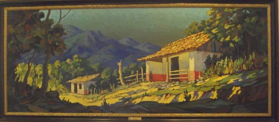 Courtesy the Calderón Museum