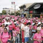 Breast Cancer Awareness Month to draw runners, walkers, fundraisers