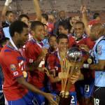 Costa Rica: 2014 Central America Cup champions