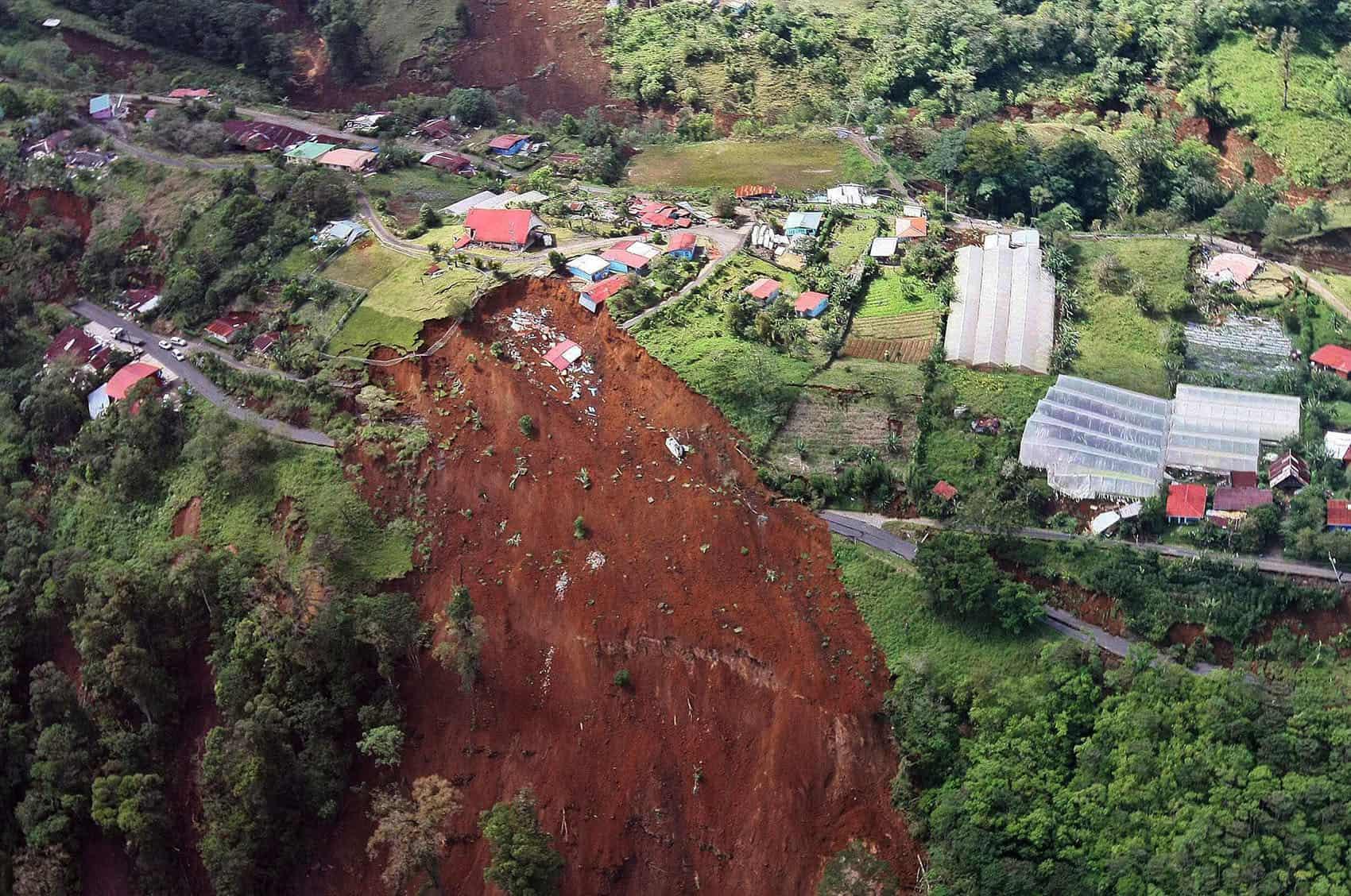 costa rica earthquake - photo #2
