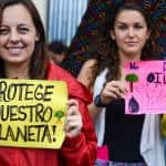 Small but vocal turnout in Costa Rica for global climate march