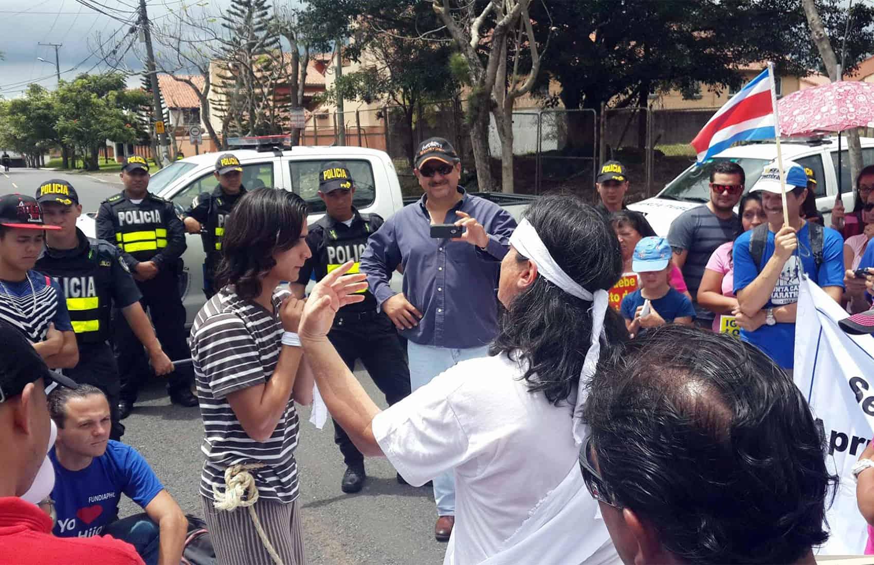 FUNDIAPHO demonstration, Sept. 28