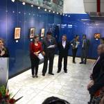 National Theater opens exhibit in Bank of Costa Rica lobby