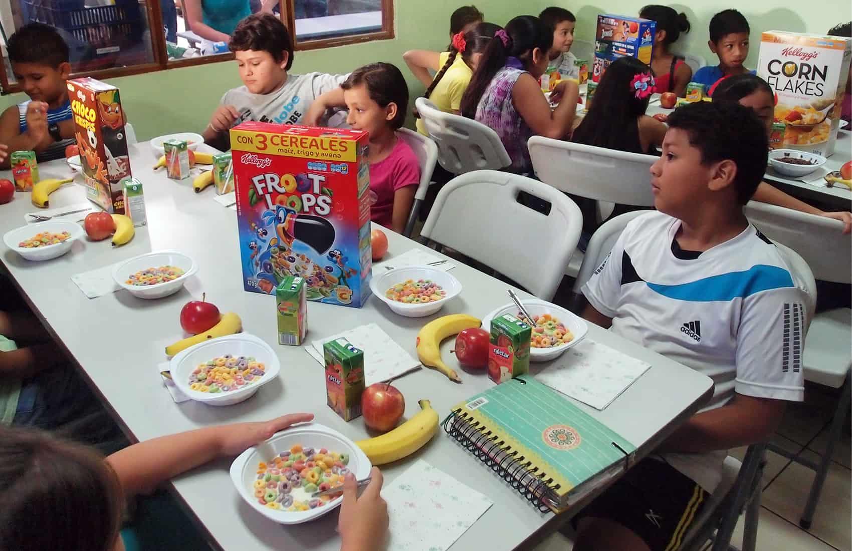 Food Bank in San José