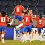 Las Ticas beat Mexico 1-0, advance toward Canada 2015 World Cup