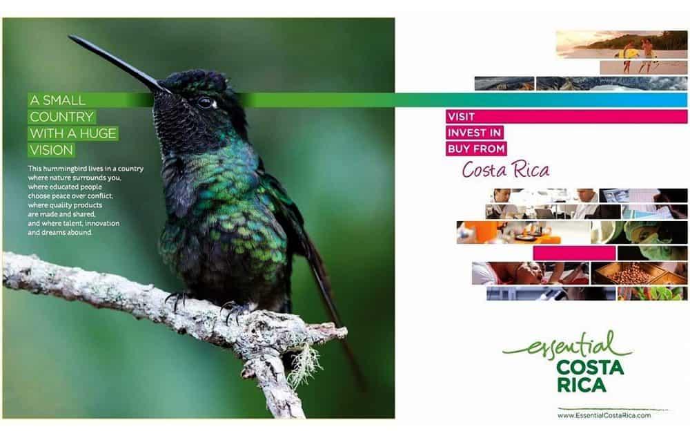 Essential Costa Rica magazine ad