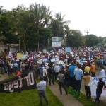 Southern Nicaragua communities protest Ortega's canal plans