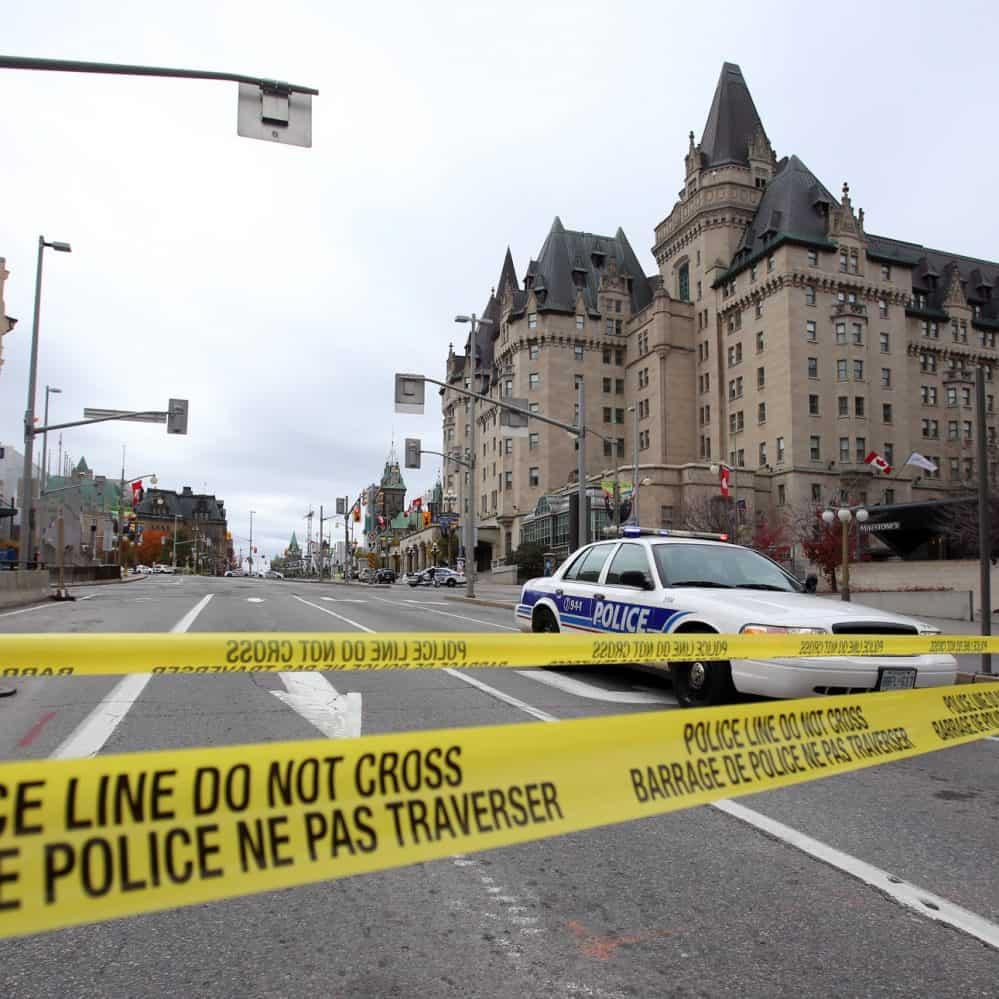 Parliament Shooting Rocks Canada – The Tico Times