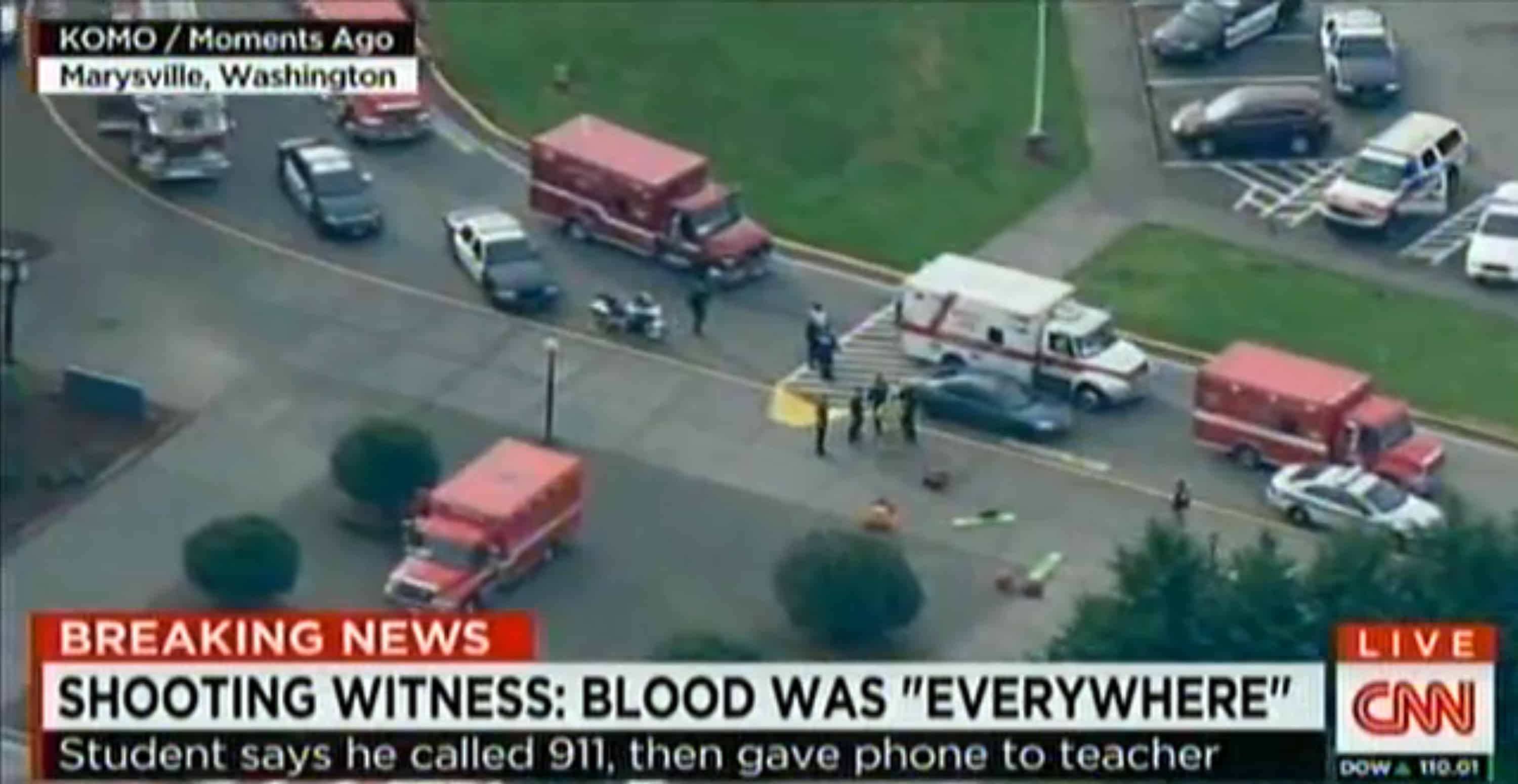 2 Dead 3 Critical In Us School Shooting The Tico Times Costa