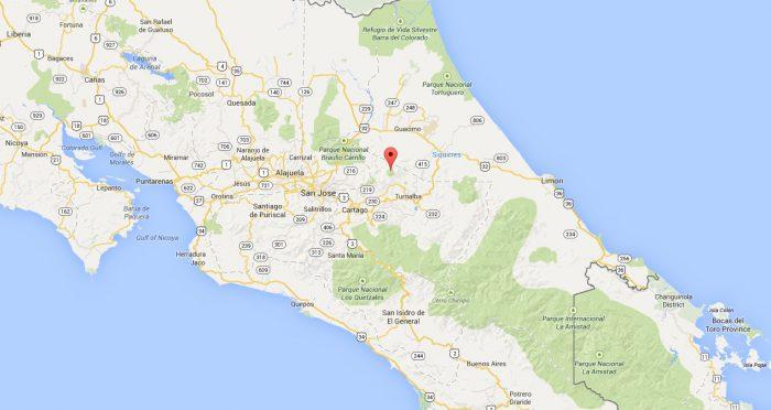 Turrialba Volcano Explosions In Costa Rica Prompt Advisory Alerts