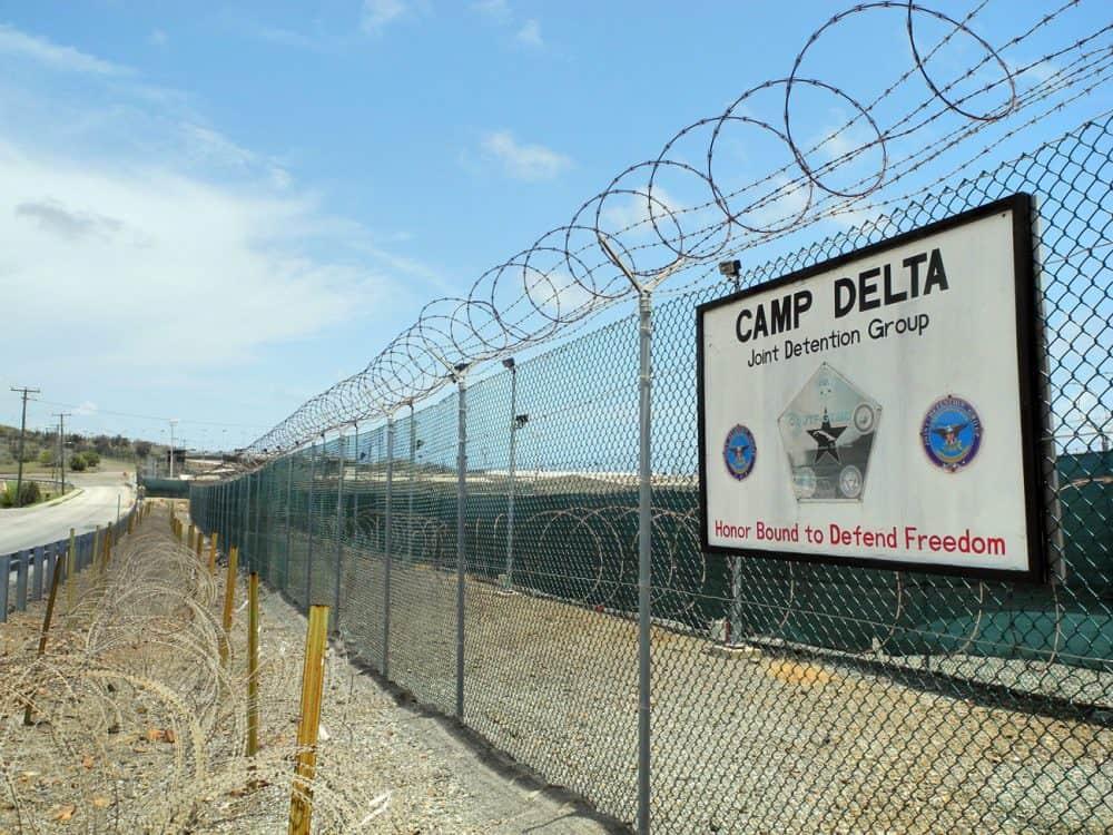 Camp Delta at the U.S. Naval Base in Guantanamo Bay, Cuba on Aug. 7, 2013.