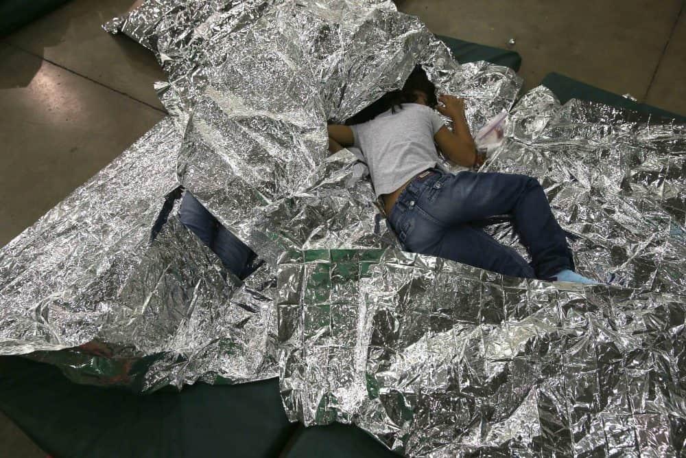 Central American child migrants