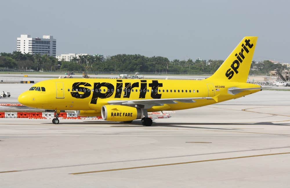 Spirit airlines to fly san jos houston four times per for Cheap flights with spirit airlines