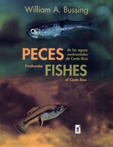 Freshwater fishes of Costa Rica cover