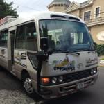 Urban bus tour celebrates San José