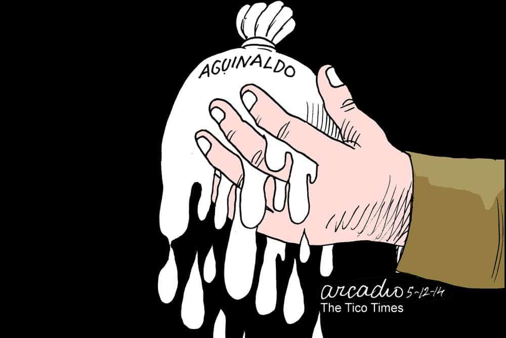 Arcadio's World - Dec. 5, 2014