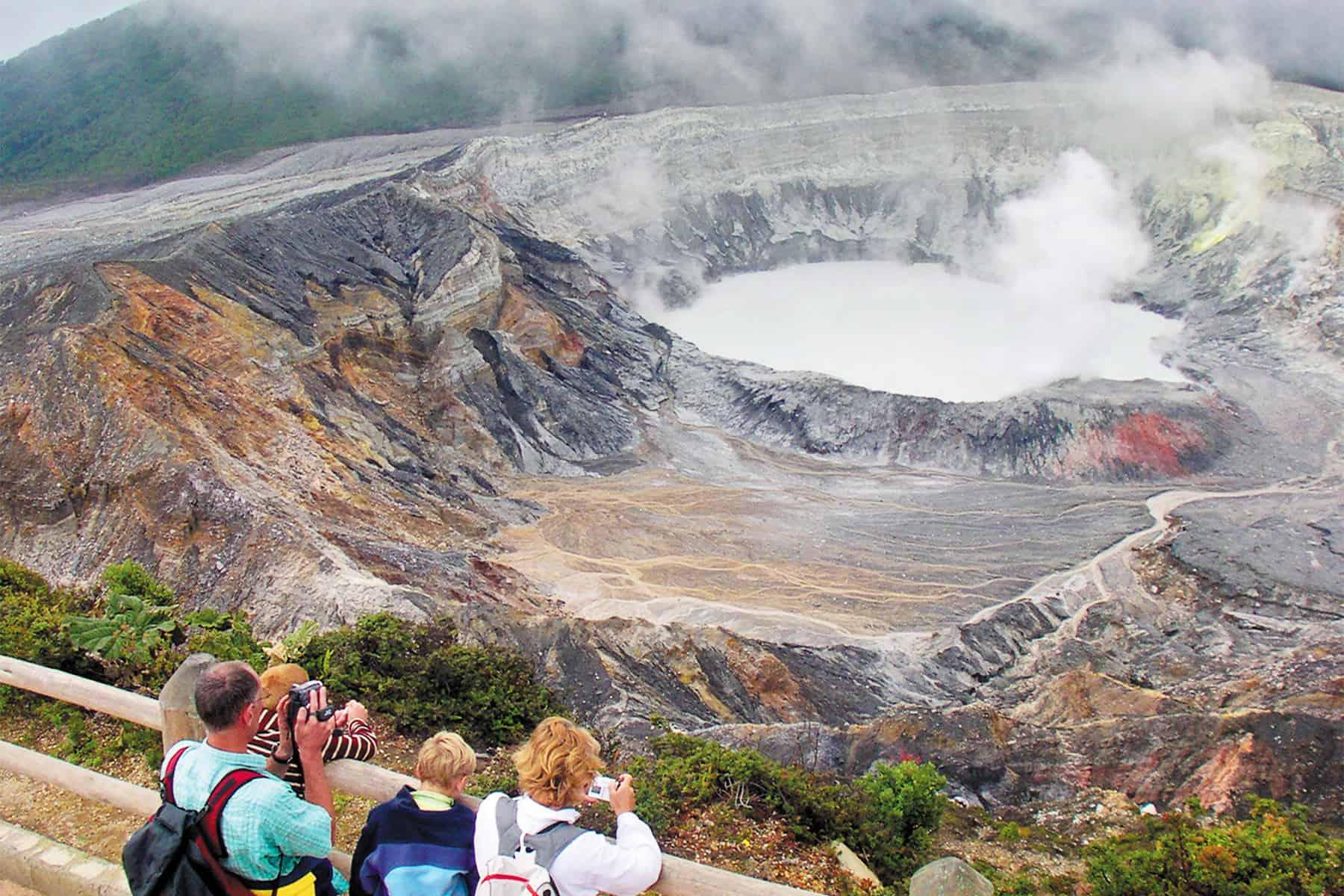 Poás Volcano, Alajuela