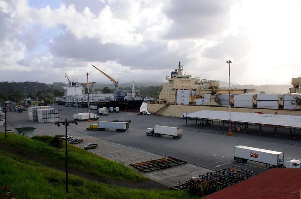 Moin Port