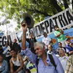Thousands march to protest Nicaragua's ambitious canal project