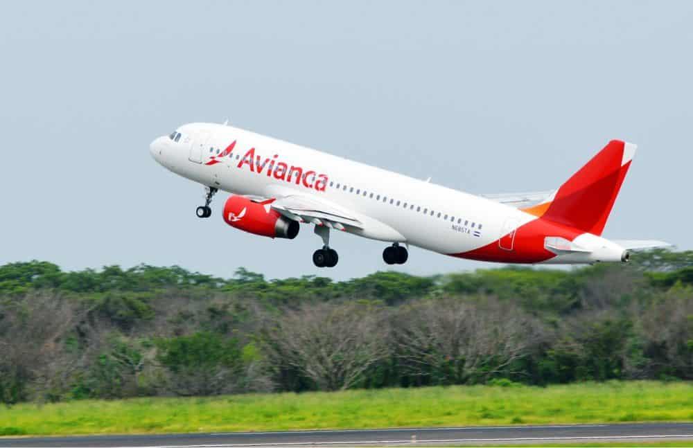 Avianca aircraft