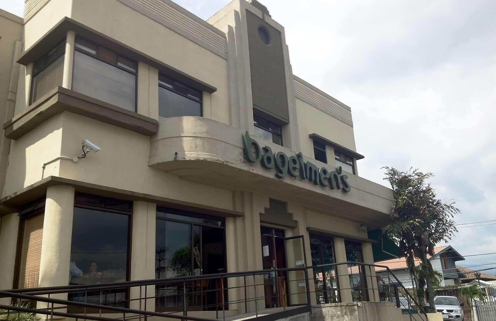 Bagelmen's in San Pedro