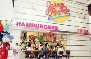 Johnny Rockets at Plaza Universal