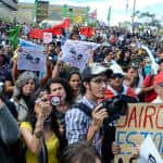 PHOTOS: ¡Vive Jairo! Protesters demand justice (again) for slain Costa Rica conservationist