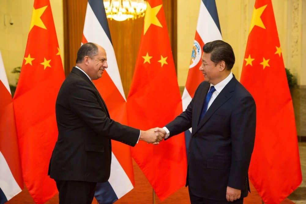 Special Costa Rica Costa Rica China to Explore