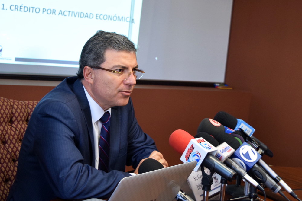 ABC Director Gerardo Corrales Brenes
