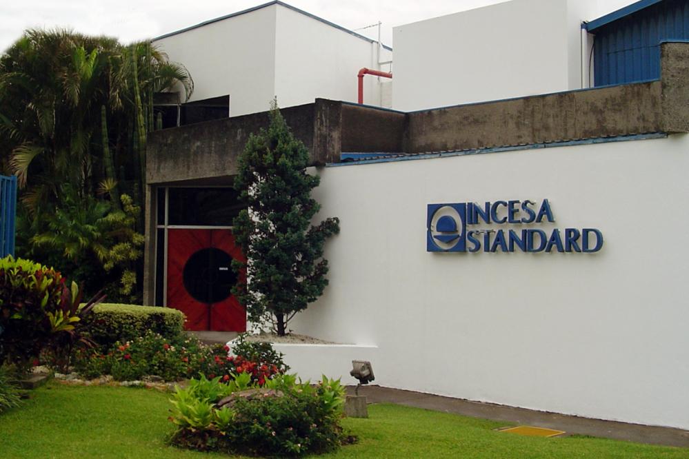 Incesa Standard facilities
