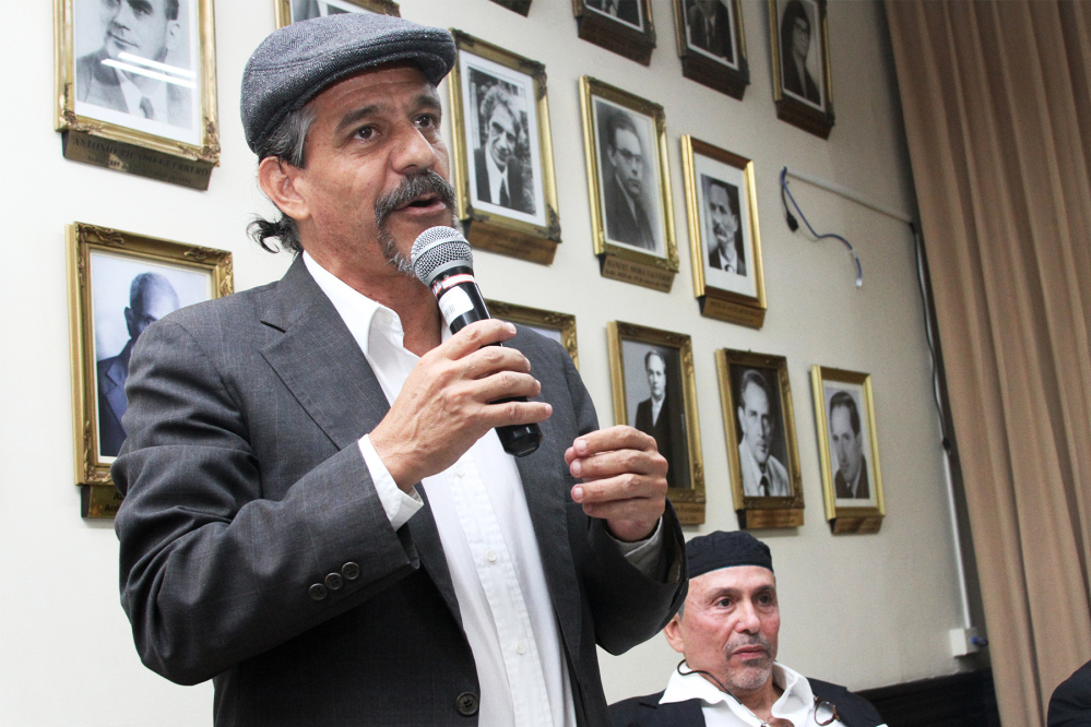 Ex Broad Front Party legislator Ronal Vargas Araya