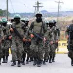 Arrest of four Honduran military police officers fuels controversy over newly created force